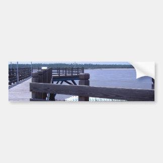 Missouri escénico pegatina de parachoque