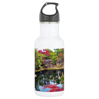 Missouri Fall Photograph Water Bottle