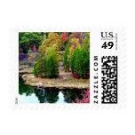 Missouri Fall Trees Stamp