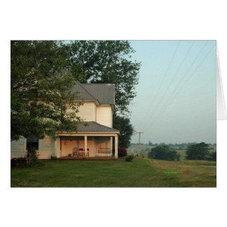 Missouri Farm Card