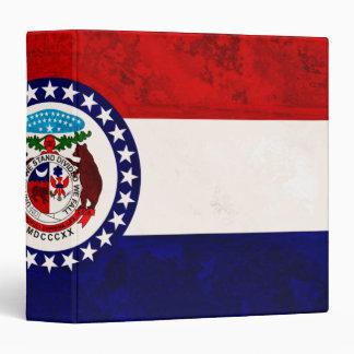 MISSOURI FLAG BINDER