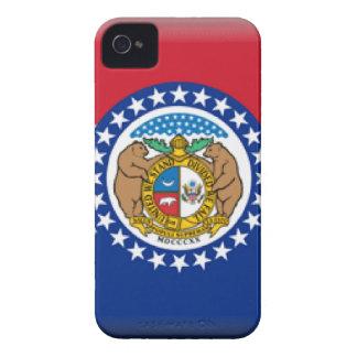 Missouri Flag iPhone 4 Cover