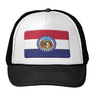 Missouri Flag PERSONALIZE Trucker Hat