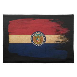 Missouri Flag Cloth Placemat
