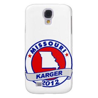 Missouri Fred Karger Galaxy S4 Cases