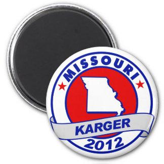 Missouri Fred Karger Magnet