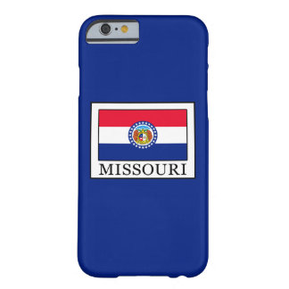 Missouri Funda Para iPhone 6 Barely There