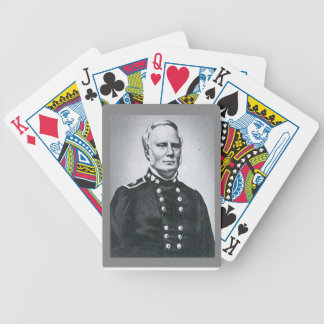 MISSOURI GENERAL STERLING PRICE BICYCLE PLAYING CARDS