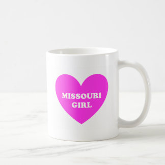 Missouri Girl Coffee Mug