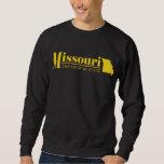 Missouri Gold Pullover Sweatshirt