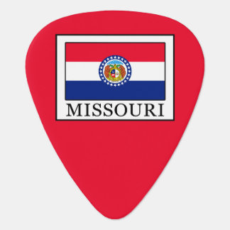 Missouri Guitar Pick