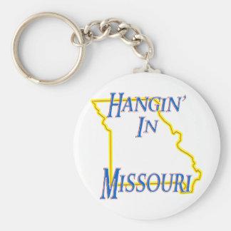 Missouri - Hangin' Keychain
