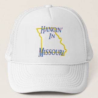 Missouri - Hangin' Trucker Hat