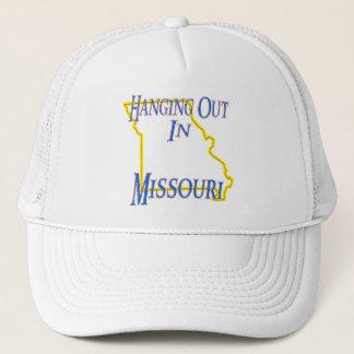 Missouri - Hanging Out Trucker Hat