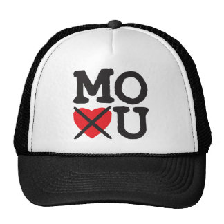 Missouri Hates You Trucker Hat