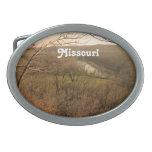 Missouri Hebillas De Cinturón Ovales