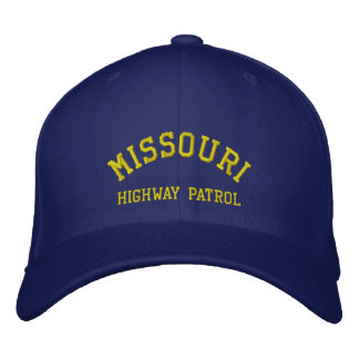 MISSOURI, HIGHWAY PATROL CAP