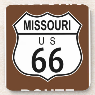 Missouri Historic Route 66 Coaster