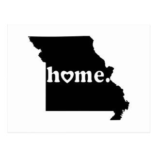 Missouri Home Postcard