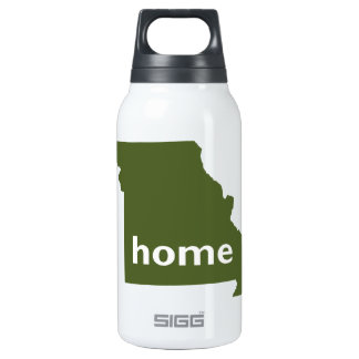 Missouri Home Thermos Water Bottle