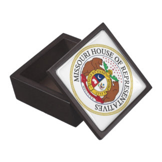 MISSOURI HOUSE of REPRESENTATIVES Premium Trinket Boxes