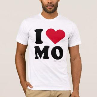 """MISSOURI - """"I LOVE MO"""" """"I LOVE MISSOURI""""  T-Shirt"""