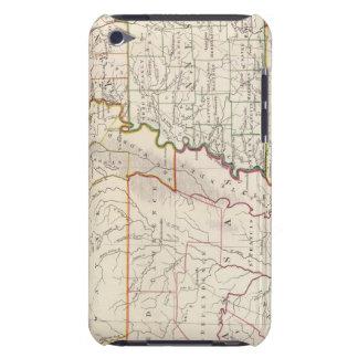 Missouri, Ill, Ky, Tenn, Ala, Miss, Ark iPod Touch Case