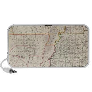 Missouri, Ill, Ky, Tenn, Ala, Miss, Ark Travel Speakers