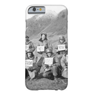 Missouri infantrymen with the 19th_War Image Barely There iPhone 6 Case