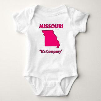 Missouri - It's Company Baby Bodysuit