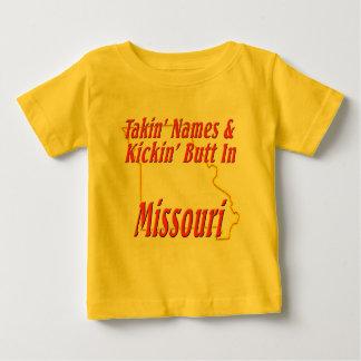 Missouri - Kickin' Butt Baby T-Shirt