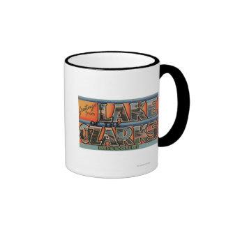 Missouri - Lake of the Ozarks 3 Ringer Coffee Mug