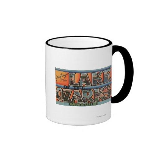 Missouri - Lake of the Ozarks 3 Mugs