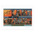 Missouri - Lake of the Ozarks 3 Postcard