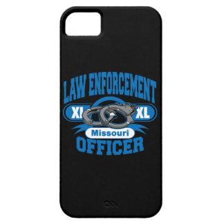 Missouri Law Enforcement Officer Handcuffs iPhone SE/5/5s Case
