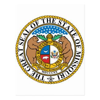 Missouri, los E.E.U.U. Tarjetas Postales