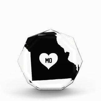 Missouri Love Acrylic Award