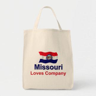 Missouri Loves Company Bolsa Tela Para La Compra