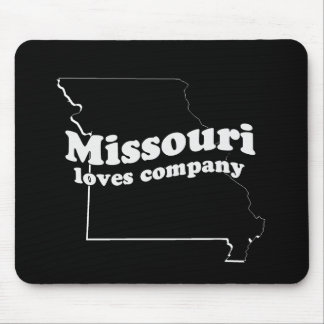 MISSOURI LOVES COMPANY MOUSE PAD