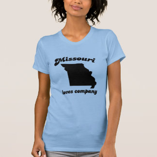 Missouri loves company tees