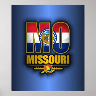 Missouri (MO) Poster