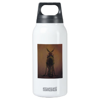Missouri Mule 10 Oz Insulated SIGG Thermos Water Bottle