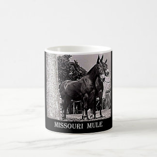 Missouri Mule Coffee Mug