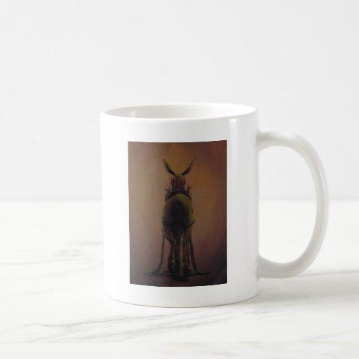 Missouri Mule Coffee Mugs