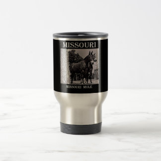 Missouri Mule Travel Mug