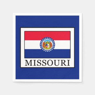 Missouri Paper Napkin