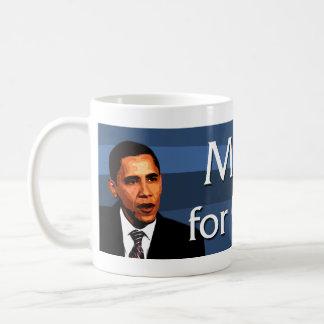 Missouri para la taza de café de Obama