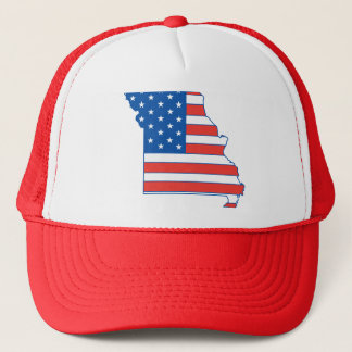 Missouri Patriotic Hat