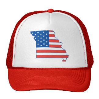 Missouri Patriotic Hat