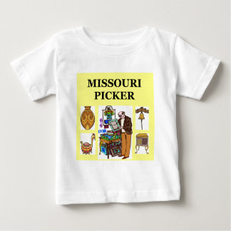 MISSOURI picker Baby T-Shirt